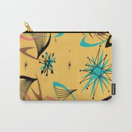 Mid Century Modern Retro Carry-All Pouch