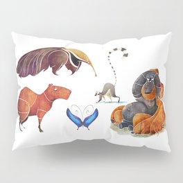 Rainforest animals Pillow Sham