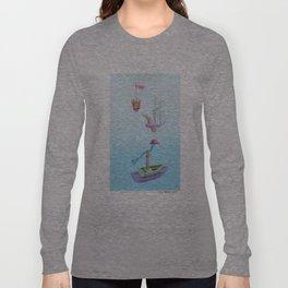 Setting Sail Long Sleeve T-shirt