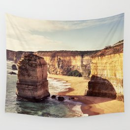Cliffs Mountains Wall Tapestry
