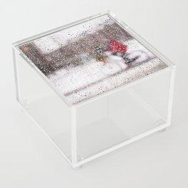 Raindrops Acrylic Box