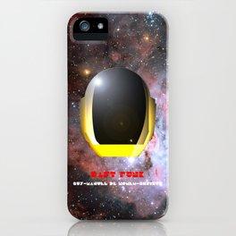 DAFT PUNK / GUYMANUEL  iPhone Case