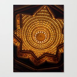 Pantages Canvas Print