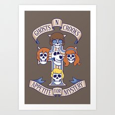 Appetite for Destruction Art Print