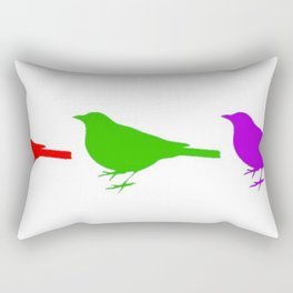 Musings Rectangular Pillow
