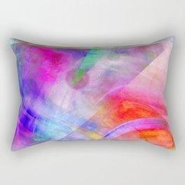 Funky Art  Rectangular Pillow