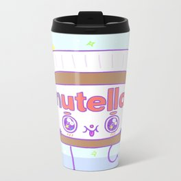 Nutella Metal Travel Mug