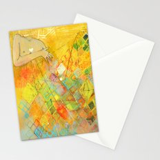 Exploring Space Stationery Cards