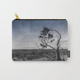 Winter Tree #4 Carry-All Pouch