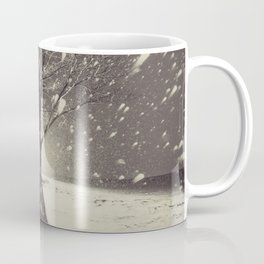 The Fury of Winter Coffee Mug
