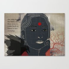 134.b Canvas Print