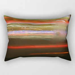 Blur #1 Rectangular Pillow