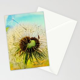 Dandelion 5 Stationery Cards