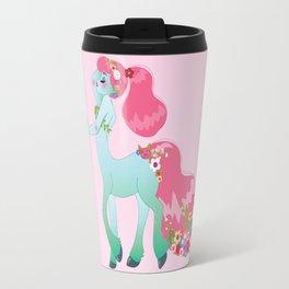 Mint Centaur Girl Travel Mug
