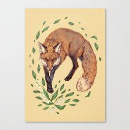 Kielo Canvas Print