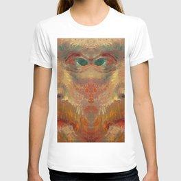 Vincent van Gogh Meets Salvador Dali 1 T-shirt