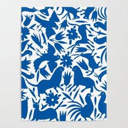 otomi blue Poster