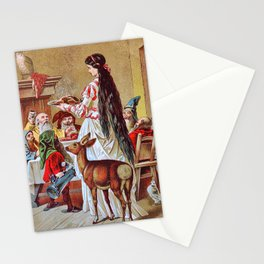 Carl Offterdinger - Snow White - Digital Remastered Edition Stationery Cards