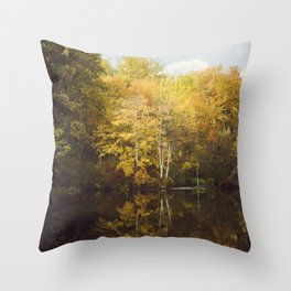 Autumn Throw Pillow