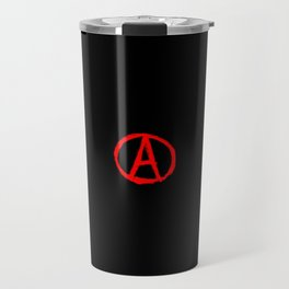 Symbol of anarchy 4 Travel Mug