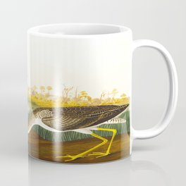 Tell-tale Godwit, or Snipe Bird Coffee Mug
