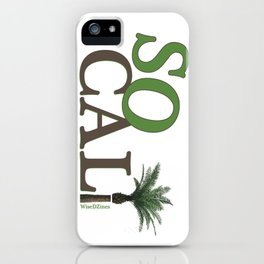 SoCali  iPhone Case