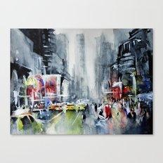 New York - New York Canvas Print
