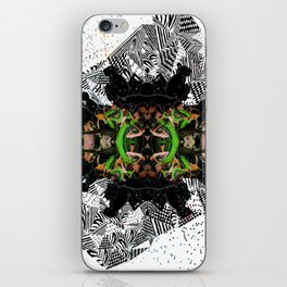 Work Out iPhone Skin