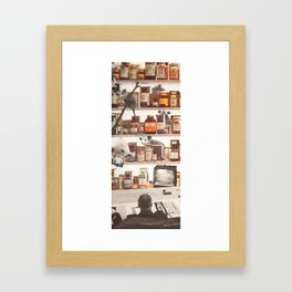 Mission O Possible Framed Art Print