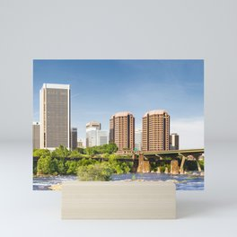 "The ""Richmond Shot"" Mini Art Print"