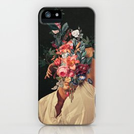 Roses Bloomed every time I Thought of You iPhone Case