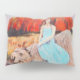 East of the Sun West of the Moon Pillow Sham