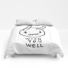 WISHYOUWELL Comforters