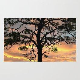 Florida Pine Tree Rug
