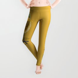 Two Scrambled Eggs - The Chick Leggings