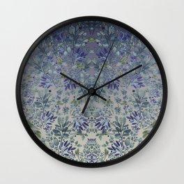 """Field of Lavender"" Wall Clock"