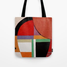 Женщина, яблоко, со змеем (Woman, an apple and the serpent) Tote Bag