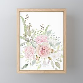 Wild Garden Framed Mini Art Print