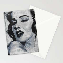 the harlot Stationery Cards