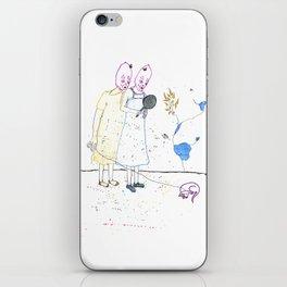 L. & L. iPhone Skin