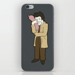 Columbo and his sausage iPhone Skin
