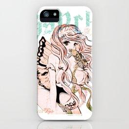 CUPID & PSYCHE 031 85 15  iPhone Case