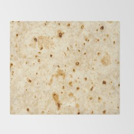 Burrito Baby/Adult Tortilla Blanket Throw Blanket
