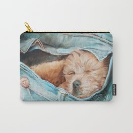 Pocket Puppy Carry-All Pouch