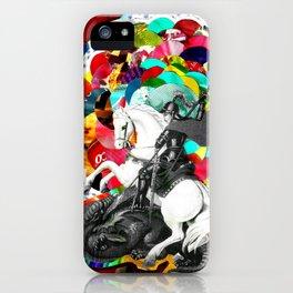 São Jorge (Saint George) iPhone Case