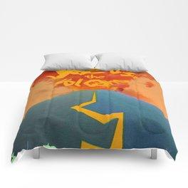 Joe vs. the Volcano Comforters