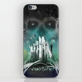 Expansion Volume VI Poster iPhone Skin