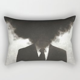 Confessions of a Guilty Mind. Rectangular Pillow
