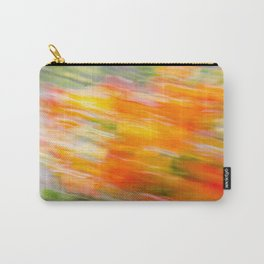 Colorful Strokes 3 (Autumn Whispers) Carry-All Pouch