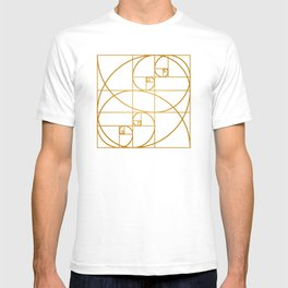 Golden Waves T-shirt